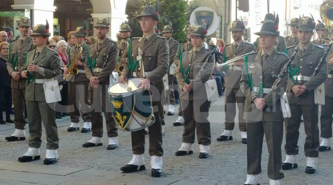 Fanfara Brigata Taurinense via Roma