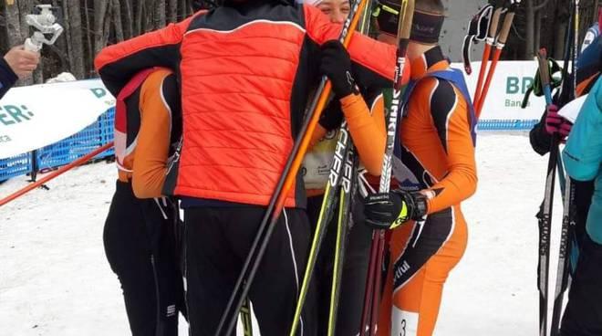 Sci club Alpi Marittime fine stagione 2018/19