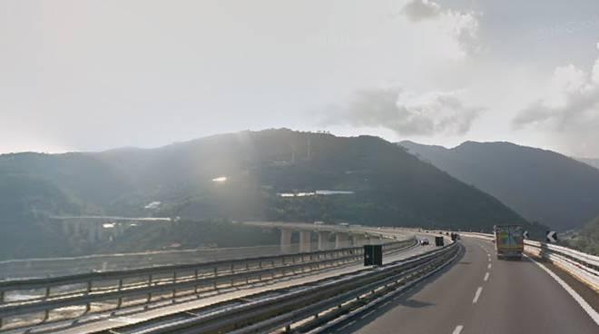 autostrada liguria (google maps)