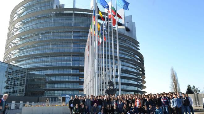 parlamento europeo strasburgo itis cuneo
