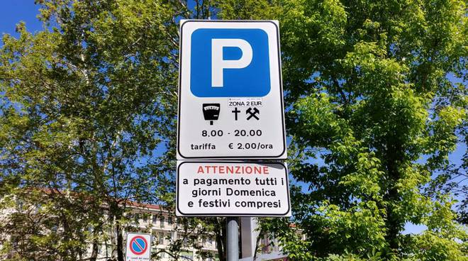 pagamento parcheggi cuneo ospedale