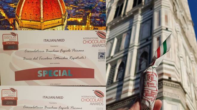 Premio fagiolo cioccolatino