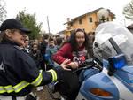 """Prima parte del progetto """"Sicurezza sulla strada"""" a Carrù"""