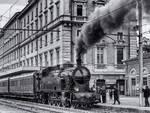 treno storico foto da facebook