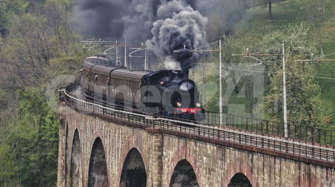 treno storico ferrovia cuneo ventimiglia 2019