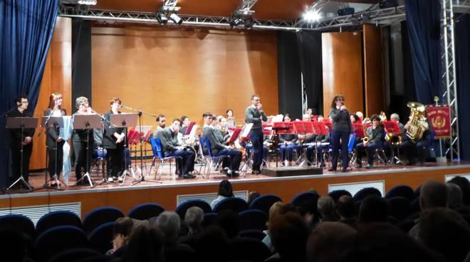 pinocchio banda musicale peveragno