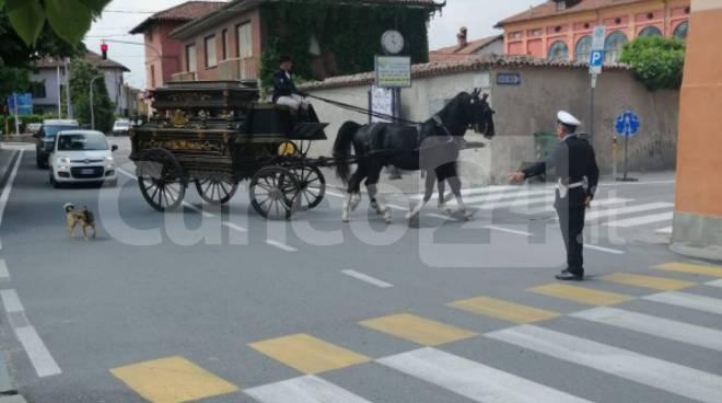 Carro funebre Galimberti  Centallo