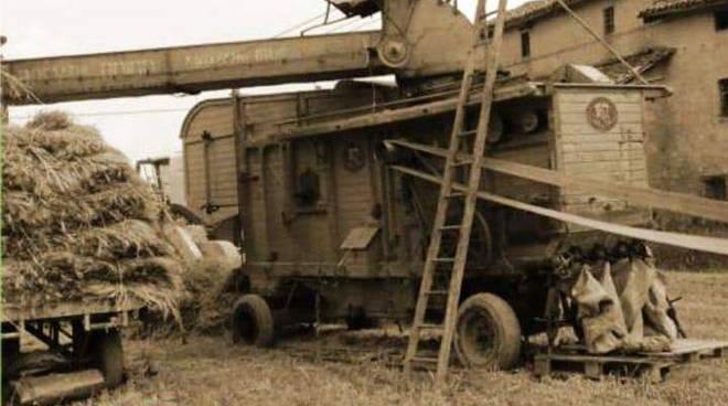 trattore d'epoca
