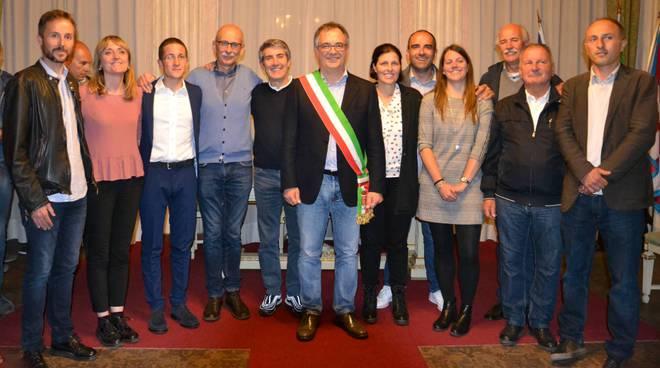 lista civica marco gallo sindaco 2019 eletti