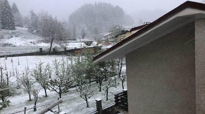 Neve 5 maggio