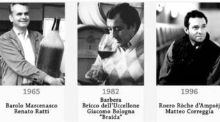 hall of fame vino barolo