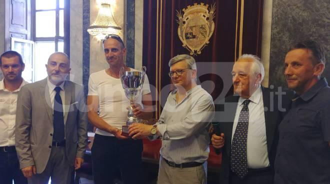 campionati provinciali aci 2018 premiazione
