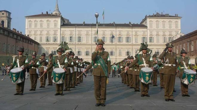 fanfara della brigata alpina taurinense