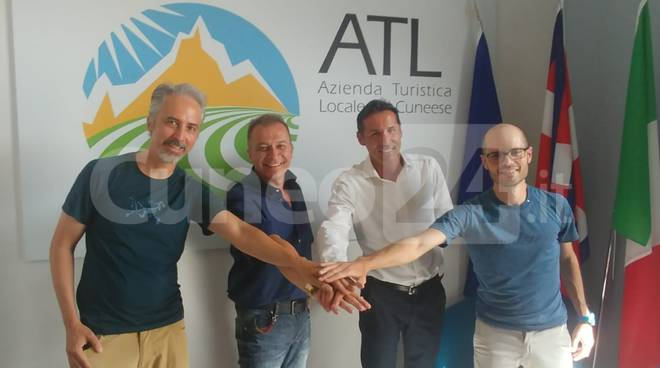 atl cuneese cuneotrekking partnership