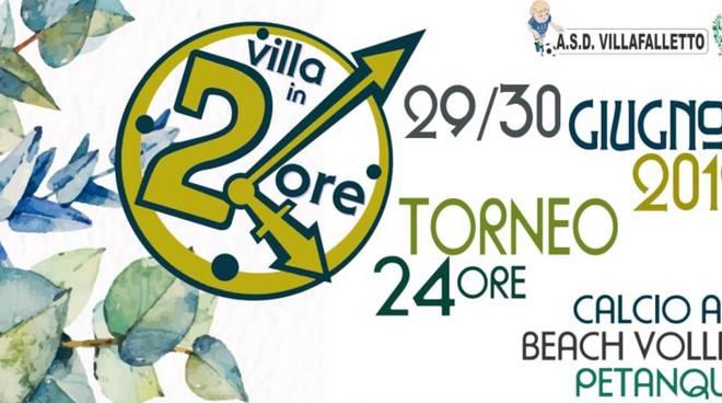 villa 24 h