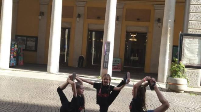 Ginnastica Libertas saluzzo teatro coccia