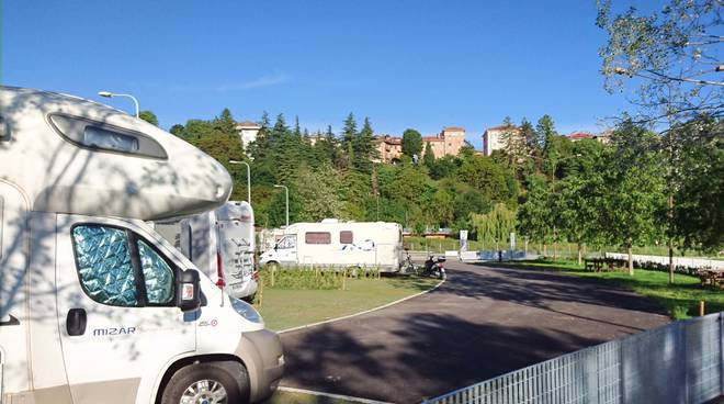Area camper cuneo