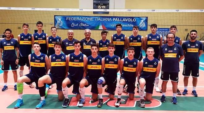 Cuneo volley collegiale nazionale under 17