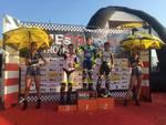 arianna barale podio franciacorta