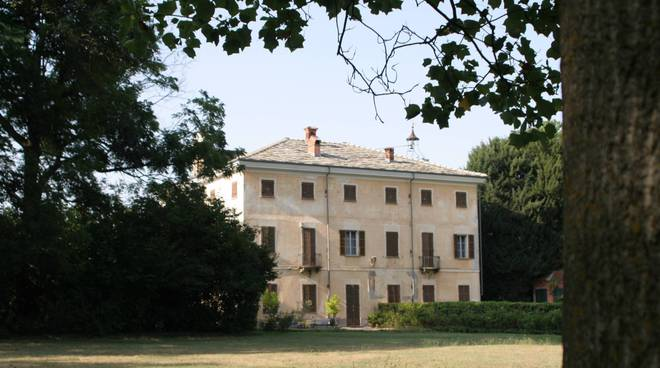storica villa Bonaria