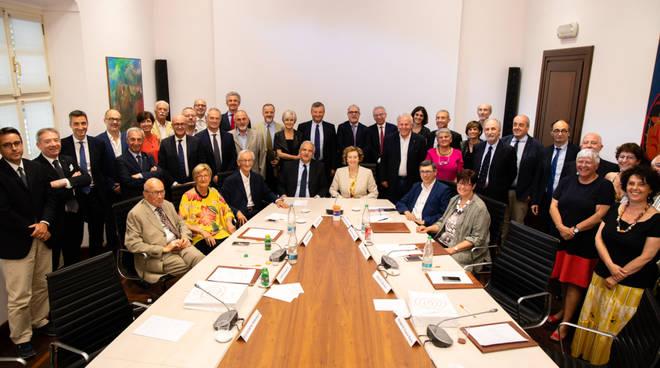 Fondazione CRC  vertici di UBI Banca