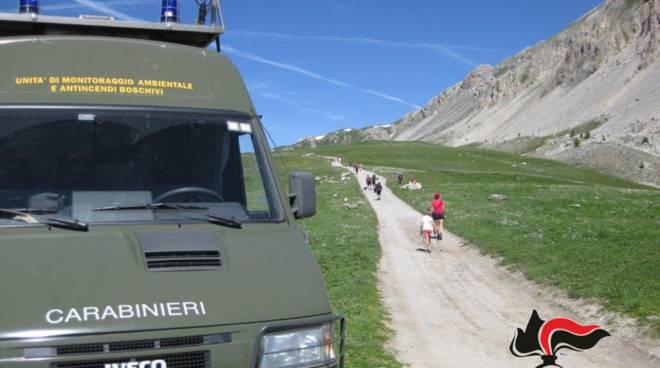 carabinieri forestali gardetta
