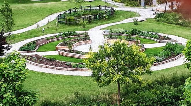 giardino sensi busca
