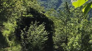 Sentiero di Adri limone montagna