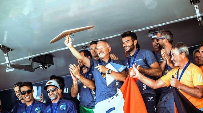 nazionale italiana deltaplano campione del mondo 2019