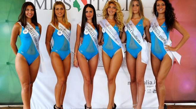podio prefinali miss italia