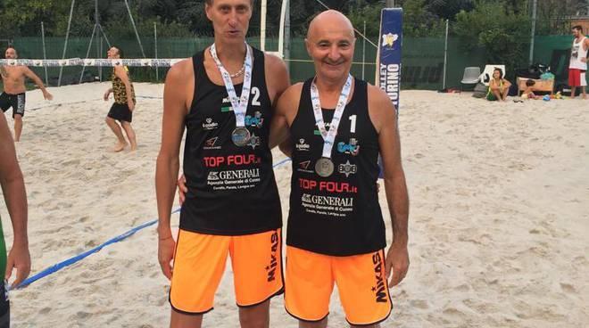 Beach volley europei