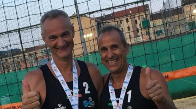 Beach volley europei