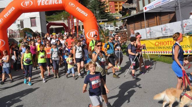Tour Monviso Walk
