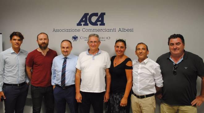 commercianti di corso Italia e piazza San Paolo incontrano l'Amministrazione comunale