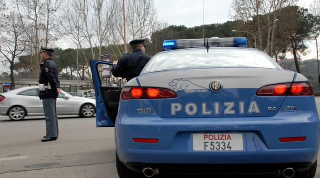 Polizia calendario