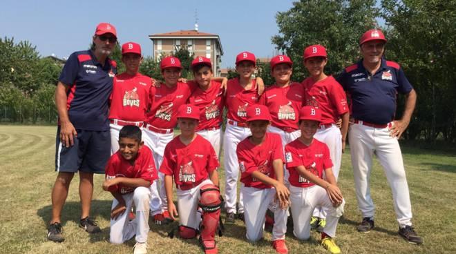 Boves U12 baseball