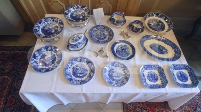 la tavola del vescovo villa bonaria