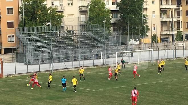 cuneo football club - giovanile genola 6-1