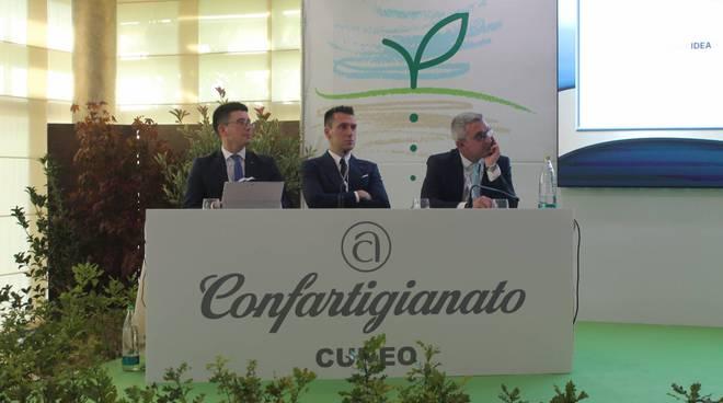Congresso di Confartigianato imprese Cuneo