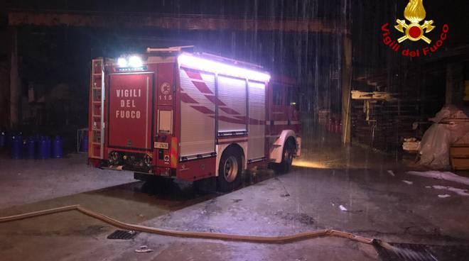 vigili del fuoco maltempo pioggia temporali