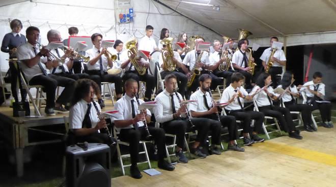 banda musicale peveragno