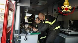 vigili del fuoco ricerche reenato beitone