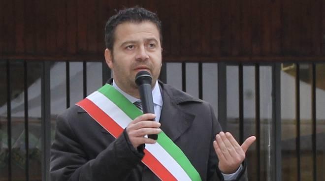 Paolo Amorisco sindaco di Brossasco