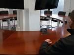sede operativa provinciale della Protezione civile a Cuneo