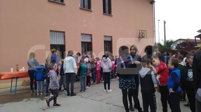 Castagnata San chiaffredo