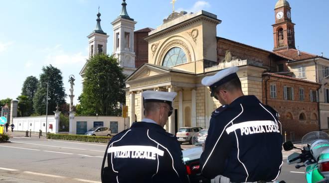 polizia municipale bra