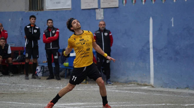 araldica castagnole lanze finale pallapugno 2019