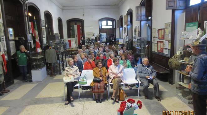 Insegnanti visita Memoriale