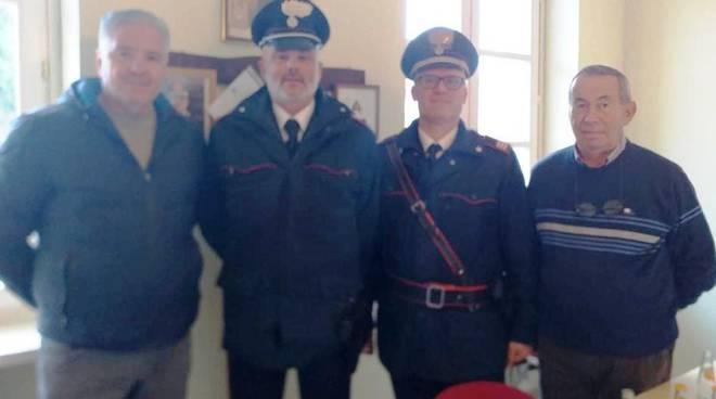 giuseppe peluso sergio vinai carabinieri peveragno