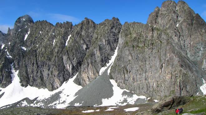 monviso montagna